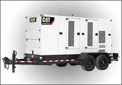 Power Systems Cat 400 kw Generator