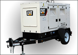 Power Systems Cat 60 kw Generator