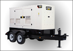 Power Systems Cat 80 kw Generator