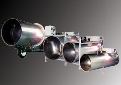 Direct Fired Heaters