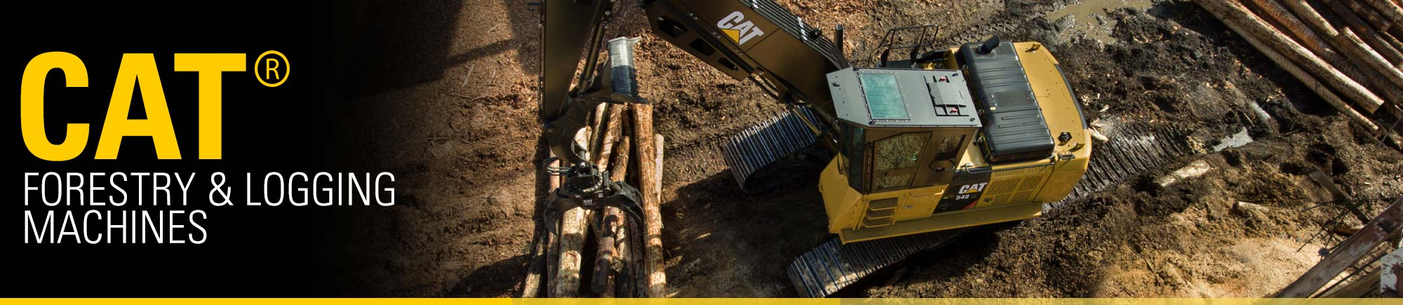 Cat Forestry and Logging Machines