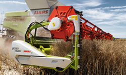 CLAAS Headers