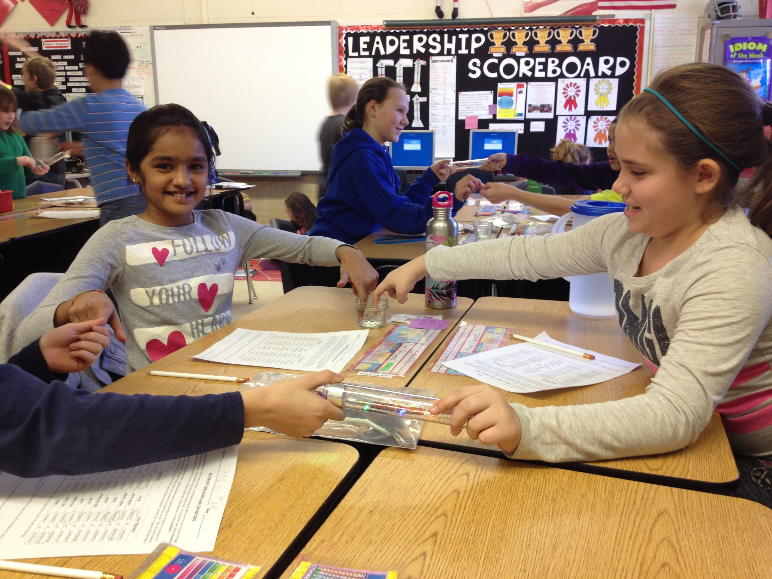 Grade 4 Electricity Circuits Amp Thermal Energy