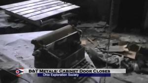 B&T Metals: Door Closes