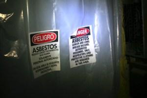 Safety-Asbestos