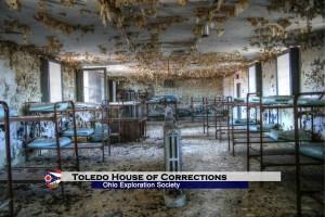 Toledo House of Corrections: Exploration
