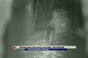 Pancake Schoolhouse: Interior