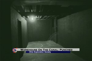 Warehouse Canal: Punched