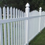 5 ft. Arched picket