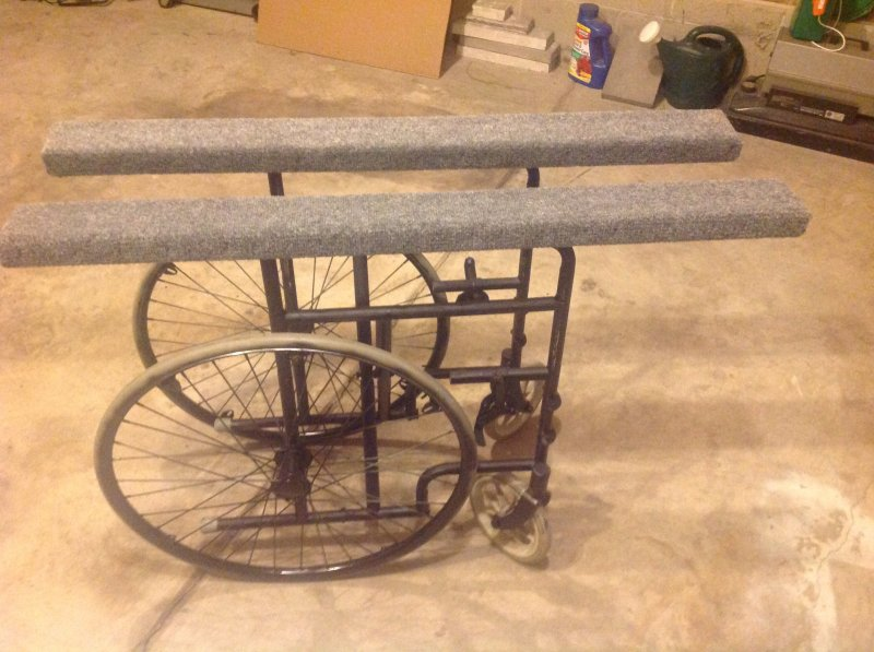 canoe chair seat covers for dining room chairs cart cabelas steel of diy | ohio game fishing - your resource
