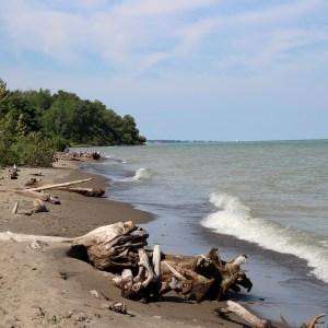 Lake Erie Bluffs~ohiogirltravels.com
