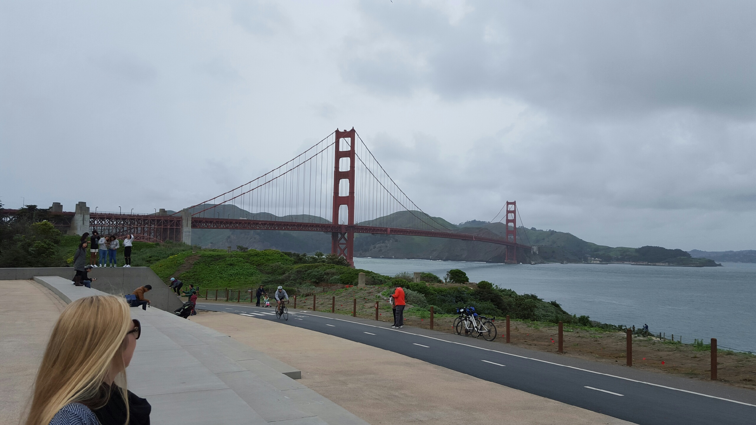 Trail The Golden Gateway San Francisco To Sausalito We Like