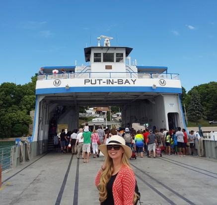 Miller Ferry ~ ohiogirltravels.com