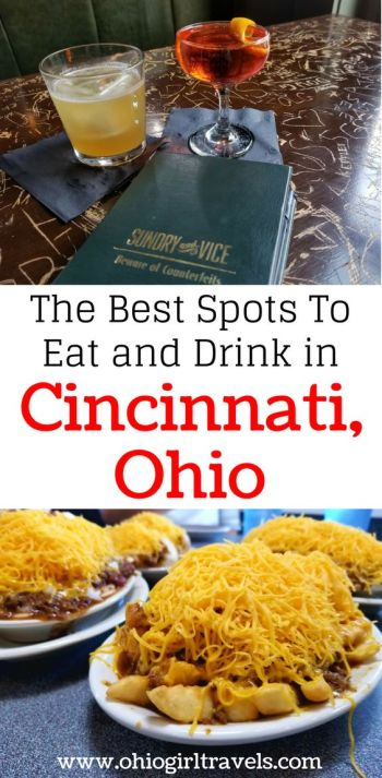 Cincinnati, Ohio Food and Drink Guide