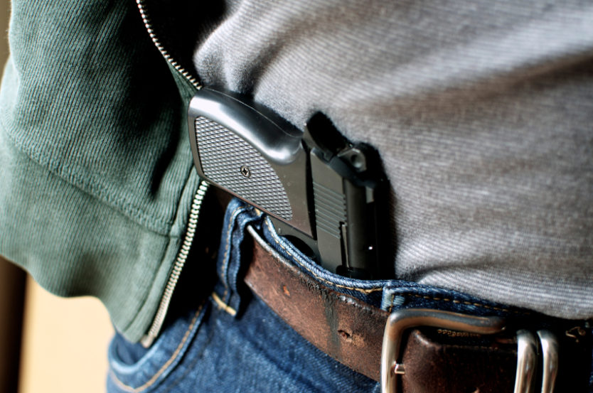 Constitutional Carry Cosponsorship deadline delayed