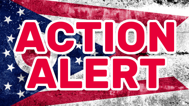 "Action ALERT: Tell House Leadership ""NO Amendments on HB178!"""