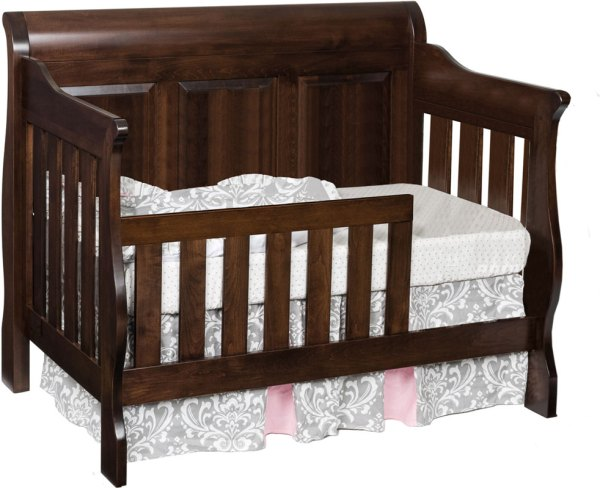Sleigh Baby Cribs Furniture