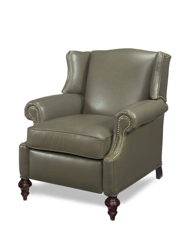 wing chair recliner leather cheap banquet chairs 96 jimmy ohio hardwood furniture