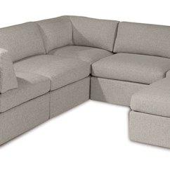 Thayer Coggin Clip Sofa Lazyboy Leather Products - Ohio Hardwood Furniture