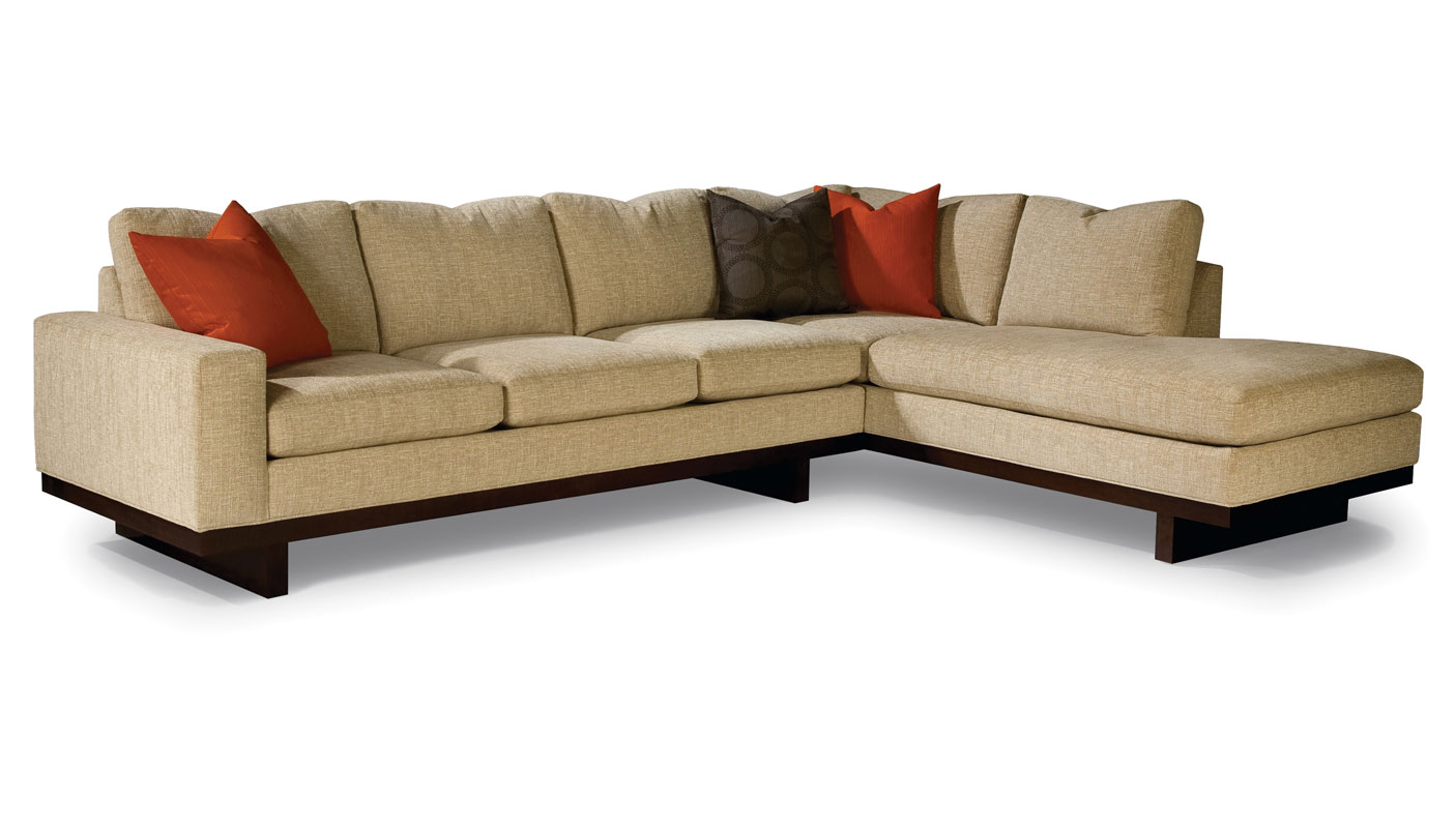 thayer coggin clip sofa modern design leather sofas collection ohio hardword and upholstered