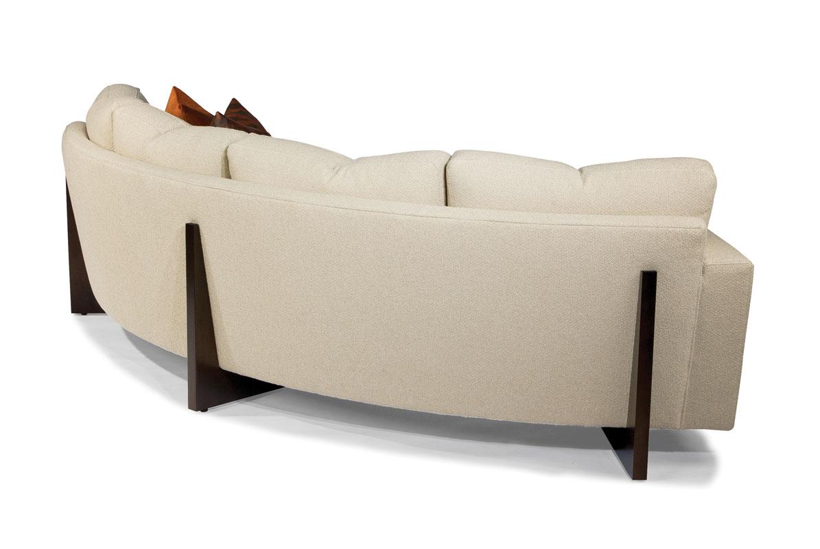 thayer coggin clip sofa padalgal 1228 308 curved sectional ohio