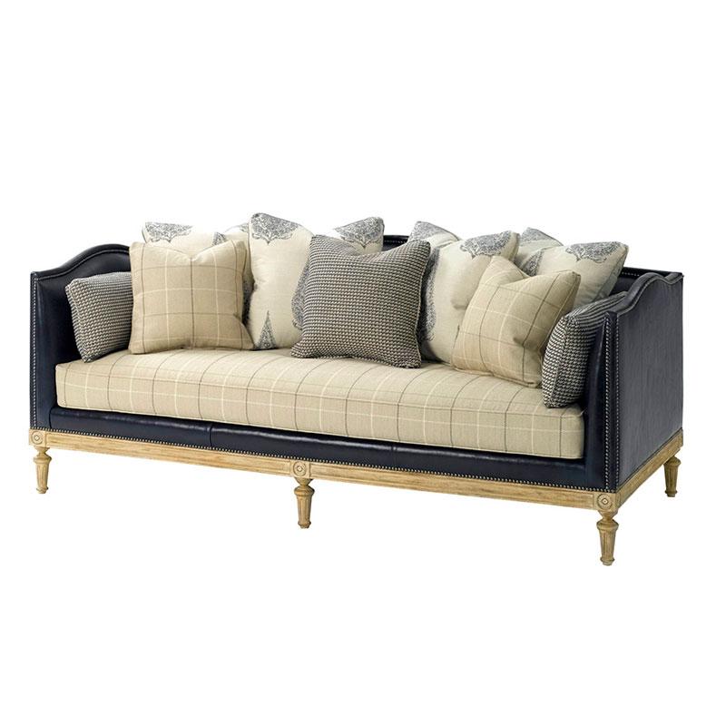 wesley sofa slipcovered sofas ikea hall l8128 84 camden ohio hardwood furniture