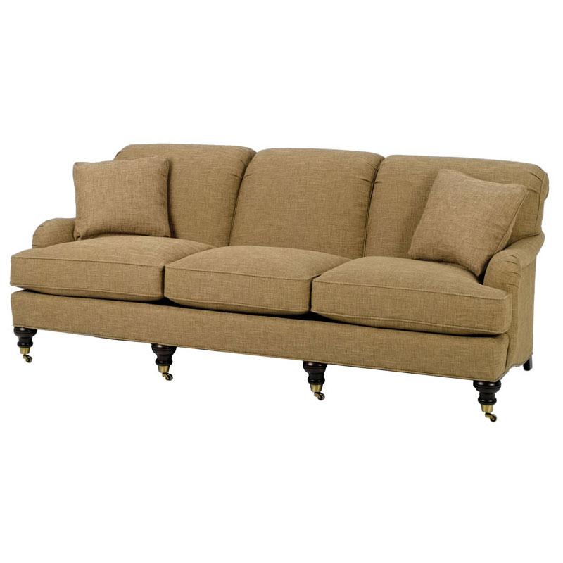 wesley sofa leather los angeles hall 1186 86 hagan ohio hardwood furniture