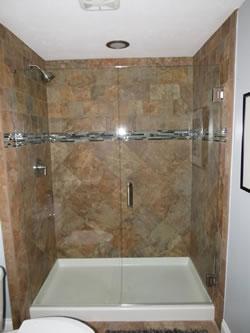 Cincinnati Custom Tile Shower Builder  Ohio Home Doctor