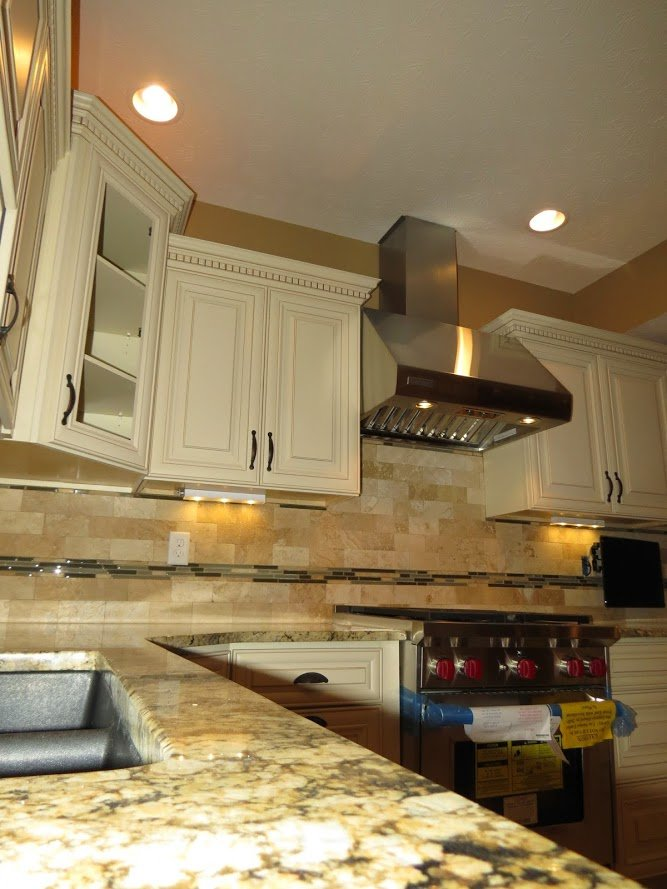 kitchen cabinets dayton ohio white table set remodeling in | springboro centerville oh