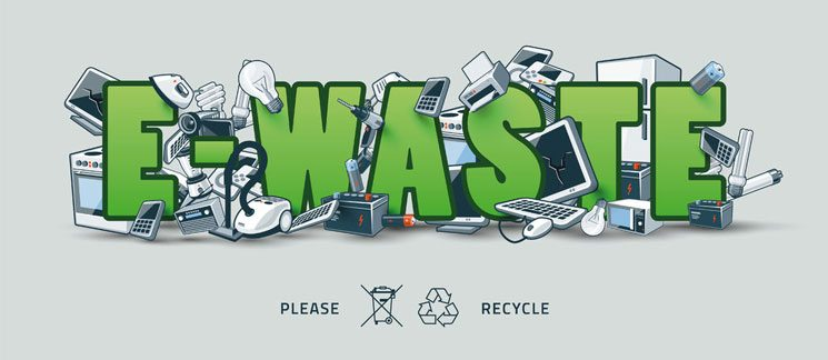 E Waste Computer Amp Electronic Recycling Cleveland Ohio