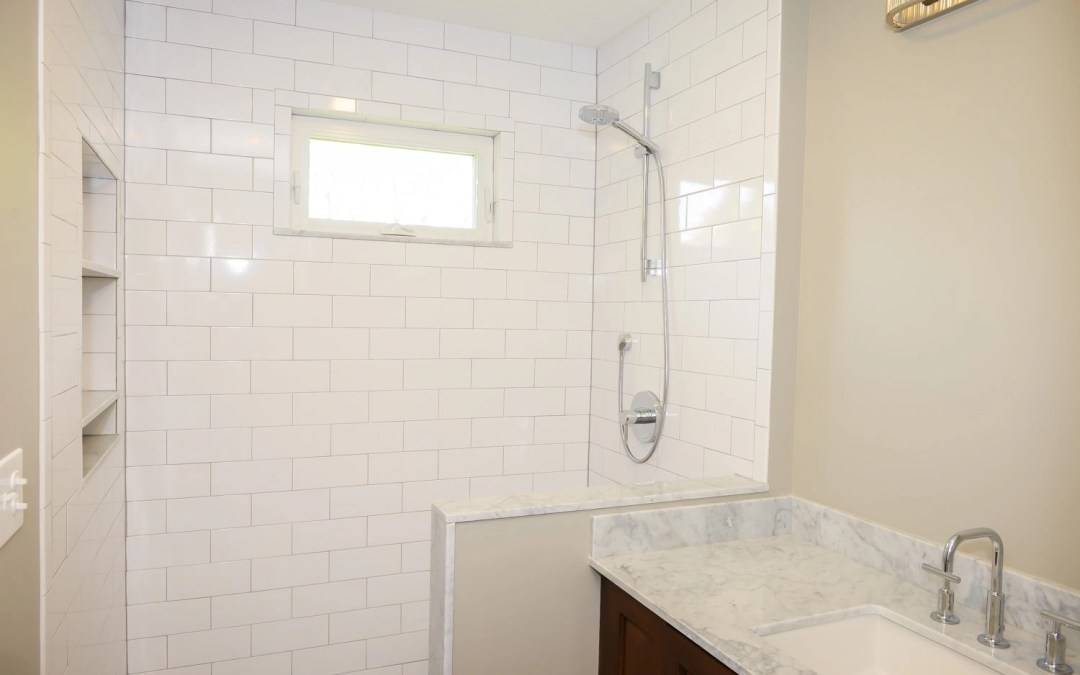 All new bathroom and closet remodel!