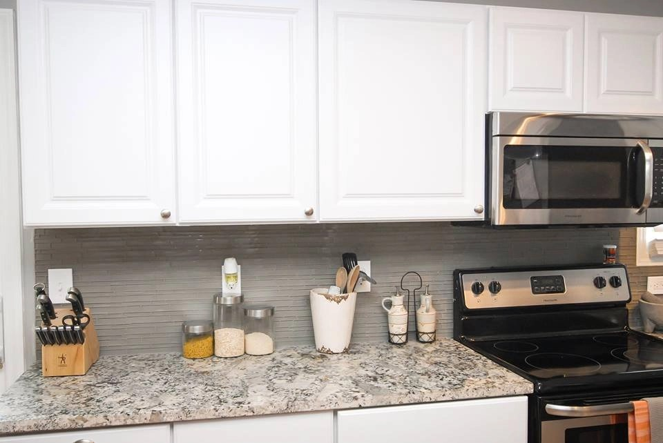 kitchen cabinets crown molding corner pantry blue nile granite | ohio property brothers