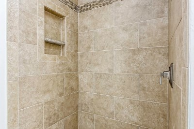 New Bathroom Tile by Ohio Property Brothers-4