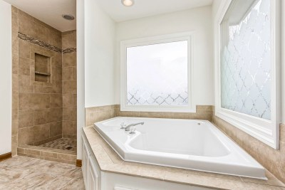 New Bathroom Tile by Ohio Property Brothers-6