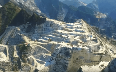 Carrara Italy – Drone Video!