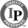 IP Logo BW