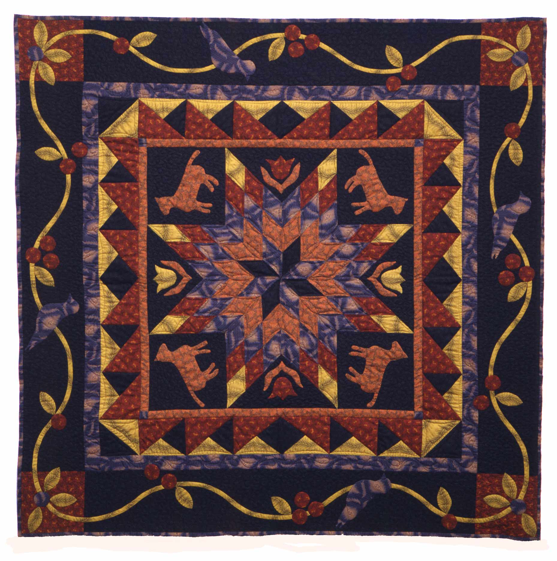 Quilts Of The Ohio Western Reserve Ohio University Press