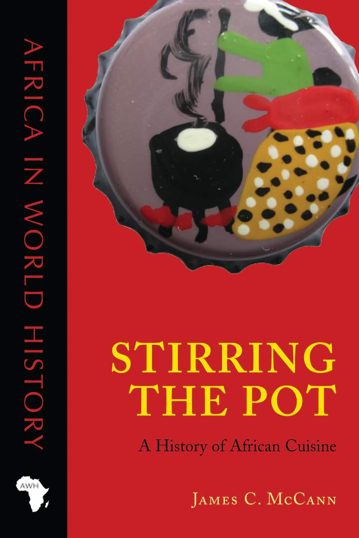 Cover of 'Stirring the Pot'