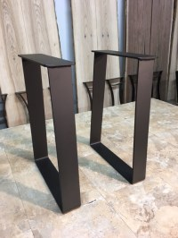 Ohiowoodlands End Table Base. Steel End Table Legs. Accent