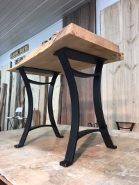 Ohiowoodlands End Table Base. Solid Steel End Table Legs ...
