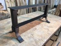 Metal Sofa Table Legs Set Of 2 Heavy Duty Steel Legs ...