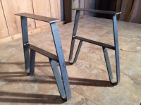 Metal Table Legs For Sale. Ohiowoodlands Metal Bench Legs ...