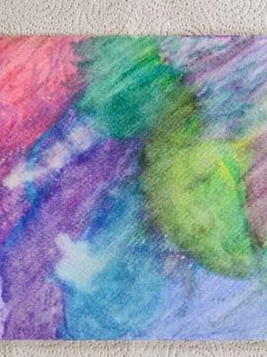 Craft Thursday:: Watercolor