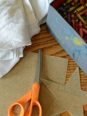Craft Friday: Sandpaper Art
