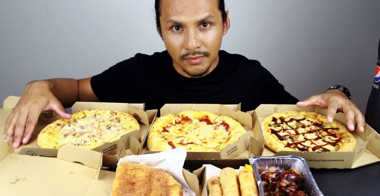 Izzat 'Mukbang Malaysia'