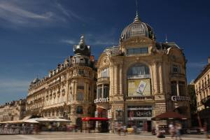 Learn French in Montpellier