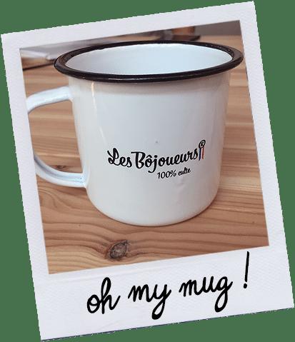 Oh my Mug !!