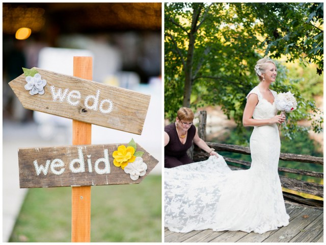handmade North Carolina wedding | Nathan Abplanalp Photography