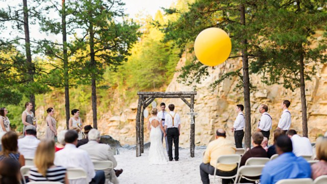 a personal ceremony | handmade North Carolina wedding | Nathan Abplanalp Photography
