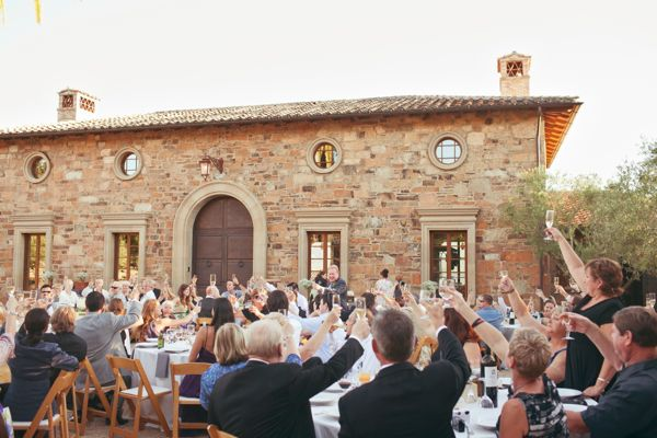 Tuscan-inspired Sonoma wedding | jagger photo on ohlovelyday.com